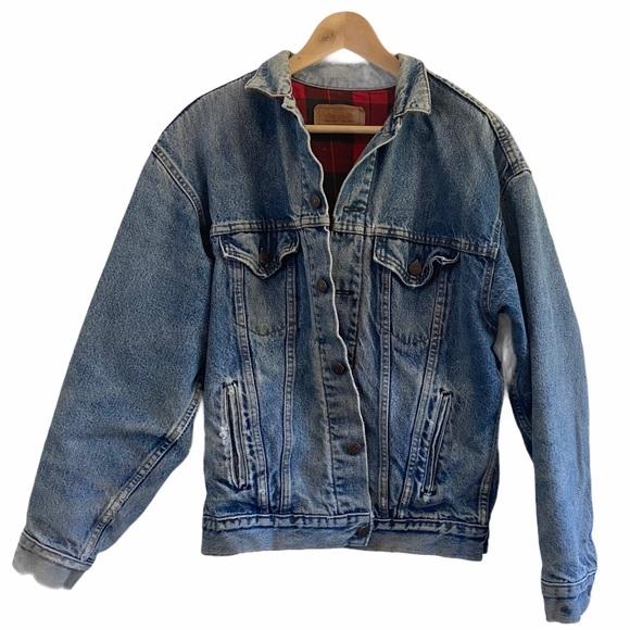 Vintage Levi's Lined Jean jacket